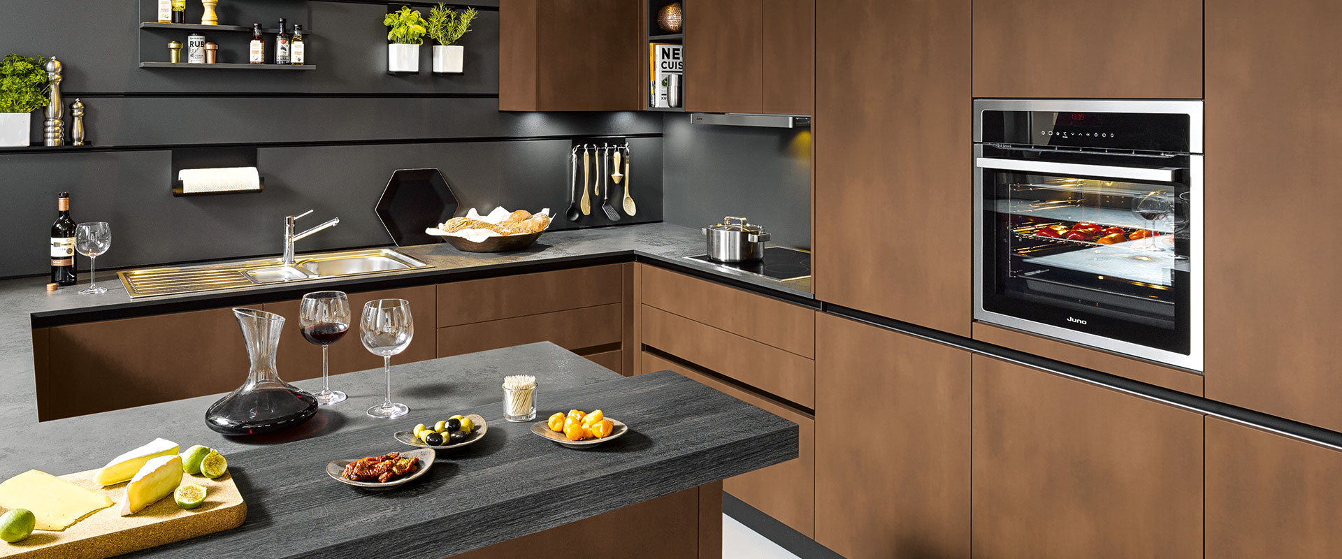 Fitted Kitchens Dundee | Kitchen Design Scotland
